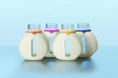 Slika za  duran gl 56 bottle tag, yellow silicone