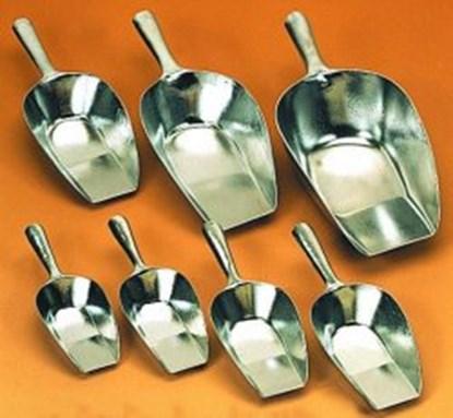 Slika za lopatica za odmer, aluminium, length 135