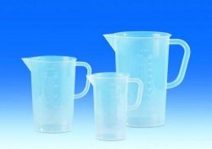 Slika za measuring jugs, 100ml, pp
