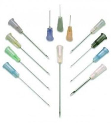 Slika za needles,sterile,pravaz 18,0.45x25 mm,pac
