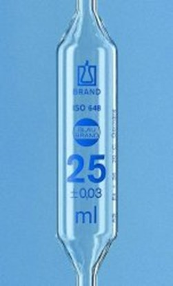 Slika za volumetric pipets,class as,cap. 0,5 ml