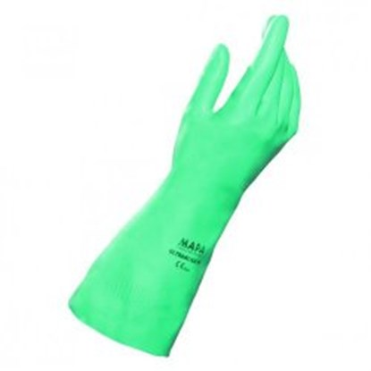 Slika za zastitne gumene rukavice, velicina 8