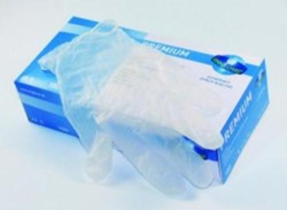 Slika za Disposable Gloves Premium, Vinyl, Powder-Free