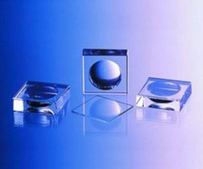 Slika za staining blocks,molded glass,with cavity