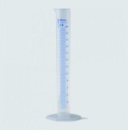 Slika za menzura vf 100ml, plasticna