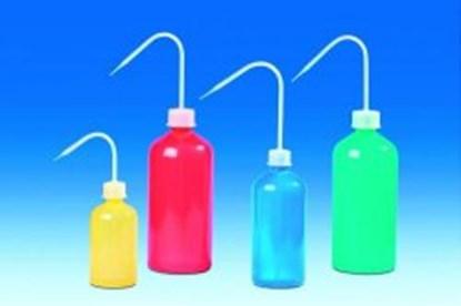 Slika za wash bottles 500 ml, ldpe, yellow