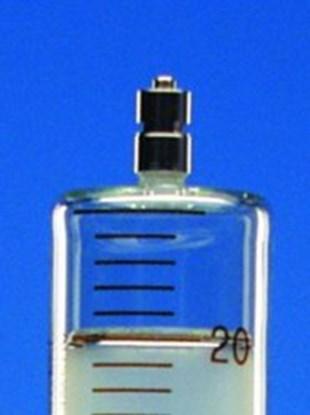 Slika za all-glass syringes,cap. 5 ml,glass cone,