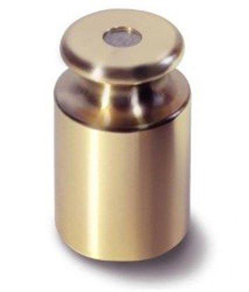 Slika za individual weights class m1,brass, 5 g