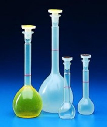 Slika za volumetric flask 25 ml, pp