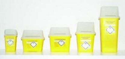 Slika za neelde sampling container sharpsafe 9,0