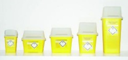 Slika za needle sampling container sharpsafe 9,0