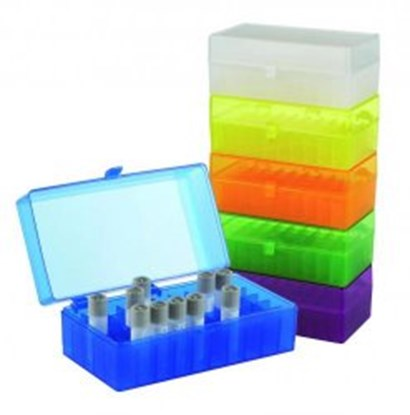 Slika za 100-well hinged storage box