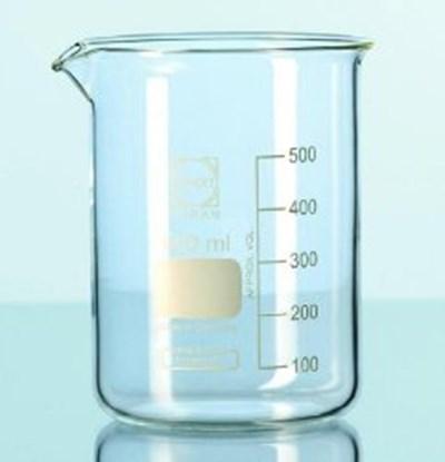 Slika za Beakers glass, DURAN<SUP>&reg;</SUP>, low form