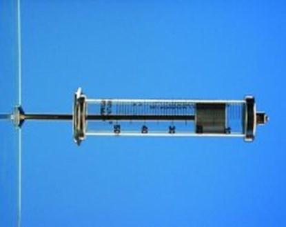 Slika za all-glass syringes,cap. 1 ml,metal cone,