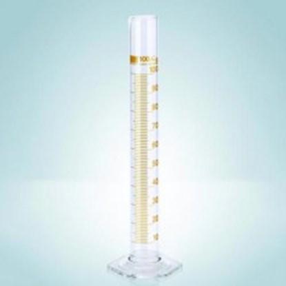 Slika za measuring cylinder 100 ml, class b