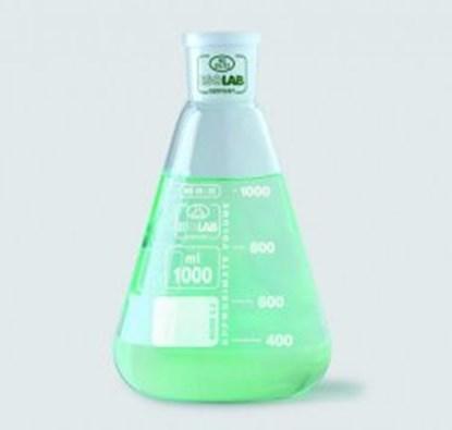 Slika za erlenmajer ns14/23, 100 ml,bez cepa