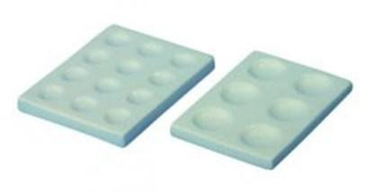 Slika za llg-staining plate, porcelain, 263/6