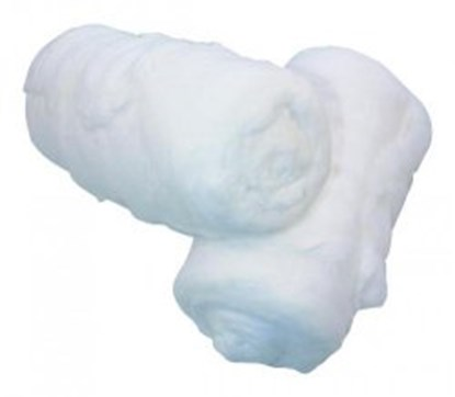 Slika za cotton wool on rolls 500g