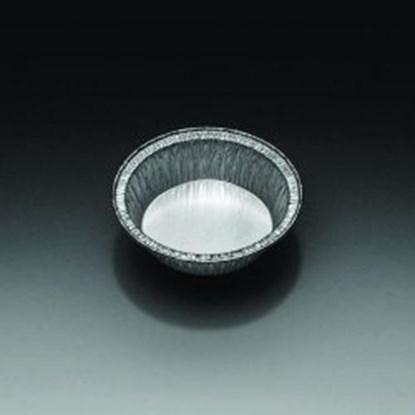 Slika za Aluminium containers, round