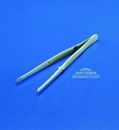 Slika za forceps chemwarer 115mm, blunt