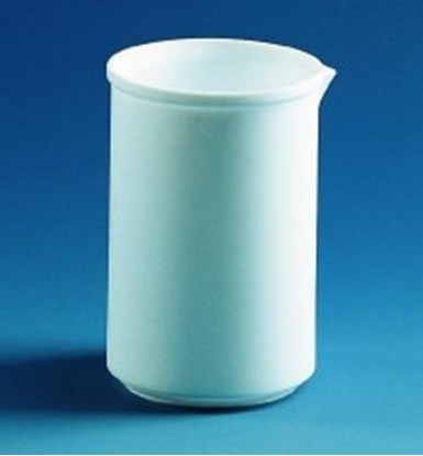 Slika za beakers,ptfe,low form,cap. 25 ml