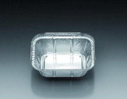 Slika za Aluminium containers, square