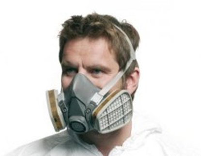 Slika za half mask 6000, size l