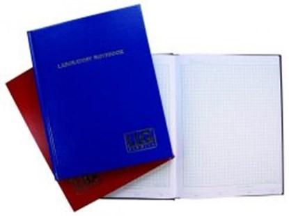 Slika za llg-lab notebook, us letter formate 200