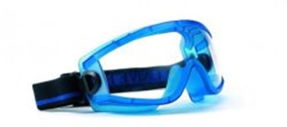 Slika za llg-panoramic eyeshield, blue frame,