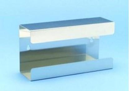 Slika za Glove Dispenser Box, Stainless Steel