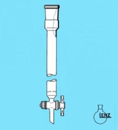 Slika za kolona za hromatografiju 200x10 mm