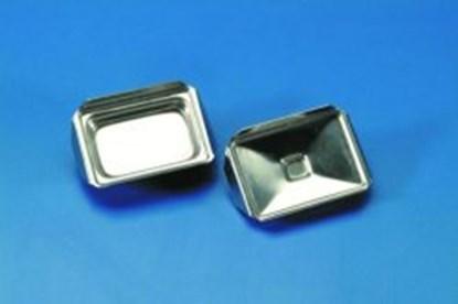 Slika za metal bowl 52 x 35 x 11.6 mm