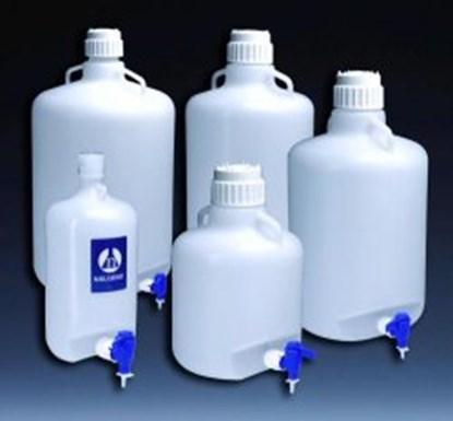 Slika za aspirator bottles,pe-ld,with stopcock,ca