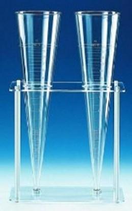 Slika za stalak za levak za sedimentaciju,2 mesta