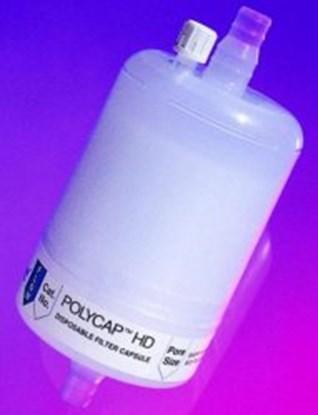 Slika za Disposable filtration capsules, Polycap HD™, PP