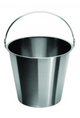 Slika za Buckets, 18/10 steel