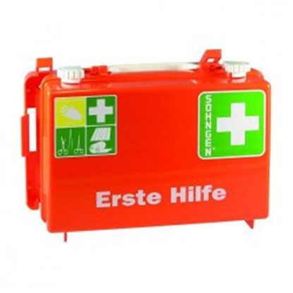 Slika za first aid case,abs-plastic,din 13157