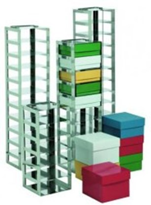 Slika za rack for 6 boxes 75mm