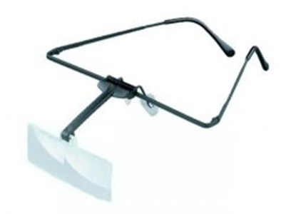Slika za attachment magnifier labo-med 2.5x