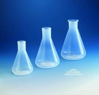 Slika za erlenmeyer flask chemwarer 200ml