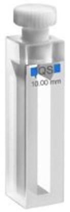 Slika za kiveta kvarcna semi-mikro 114-qs, 10 mm