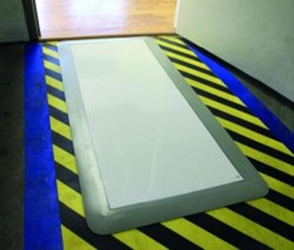Slika za clean room mats sticky mat and frame
