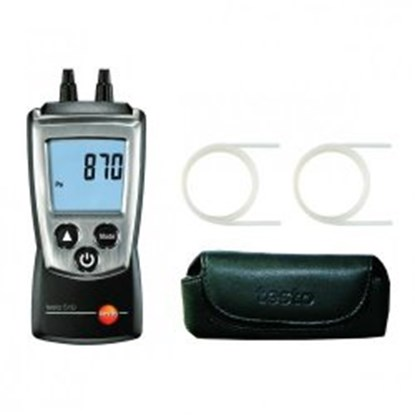 Slika za diference pressure-measuring unit testo