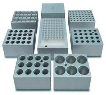 Slika za aluminium block for 15x10mm cuvettes