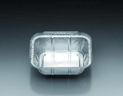 Slika za aluschalen 330 ml, rechteckig
