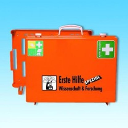 Slika za Special first aid kit for science and research