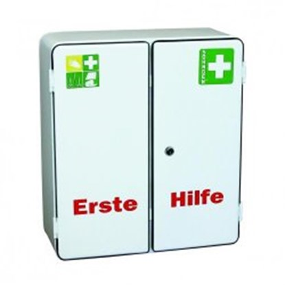 Slika za first aid cabinet,steel sheet,din 13169,