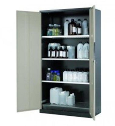 Slika za Cabinets for chemicals CS-CLASSIC with wing doors