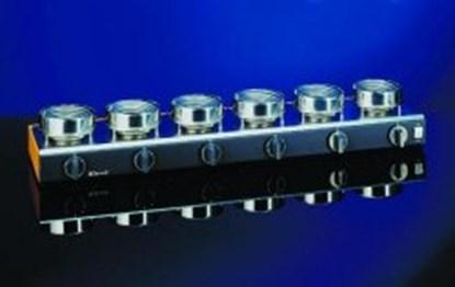 Slika za serial heaters,upto 600°c, 6x 250 ml