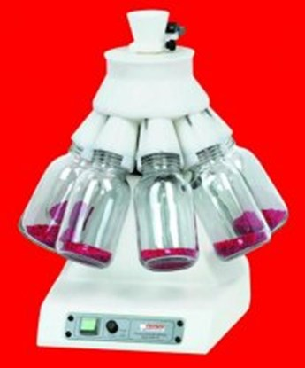 "Slika za rotary cone sample divider ""laborette 27"